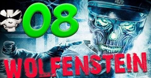 Wolfenstein — Прохождение 08 — Цеппелин