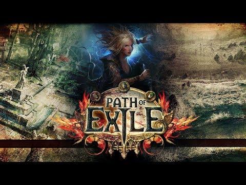 Path of Exile — стрим с друзьями