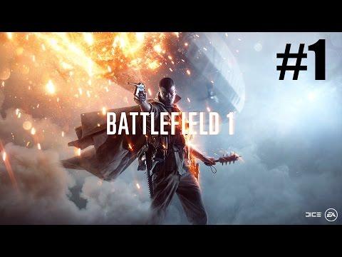Battlefield 1 прохождение часть 1 — Стальные грозы