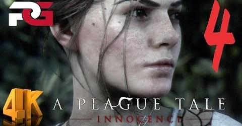 A PLAGUE TALE: Innocence Прохождение — 4 ( Пропавшие товары!  ) Ultra PC 4K