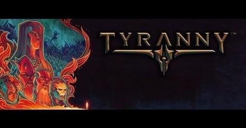 Tyranny — Первый взгляд