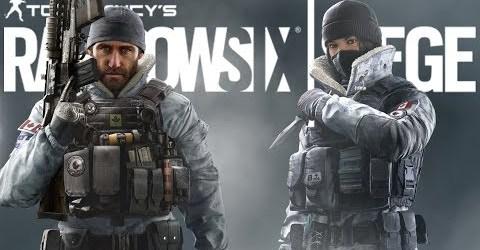 Tom Clancy's Rainbow Six® Siege — подготовка к забегу