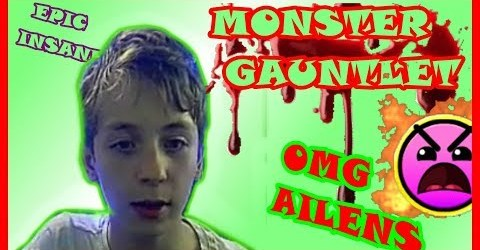 MONSTER GAUNTLET/ OMG AILENS(EPIC INSANE 8 ЗВЁЗД)/GEOMETRY DASH/75FPS/75 ГЕРЦ/NO HACKS
