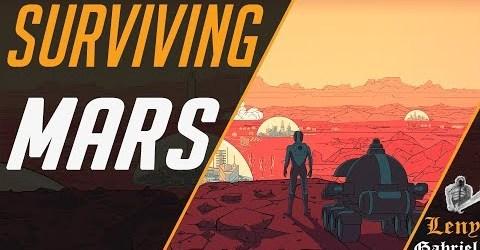 Surviving Mars — Первый взгляд на шедевр