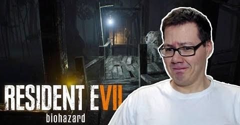 RESIDENT EVIL 7: BIOHAZARD #9. СРАНЬ ГОСПОДНЯ!