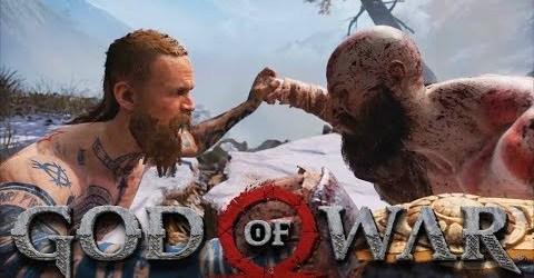 ПРОХОЖДЕНИЕ GOD OF WAR 4 (2018)  —  КРАТОС против ЧУЖАКА