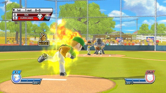 Little League World Series Baseball 2010 Screenshot