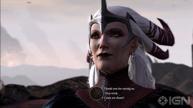Dragon Age II Screenshot