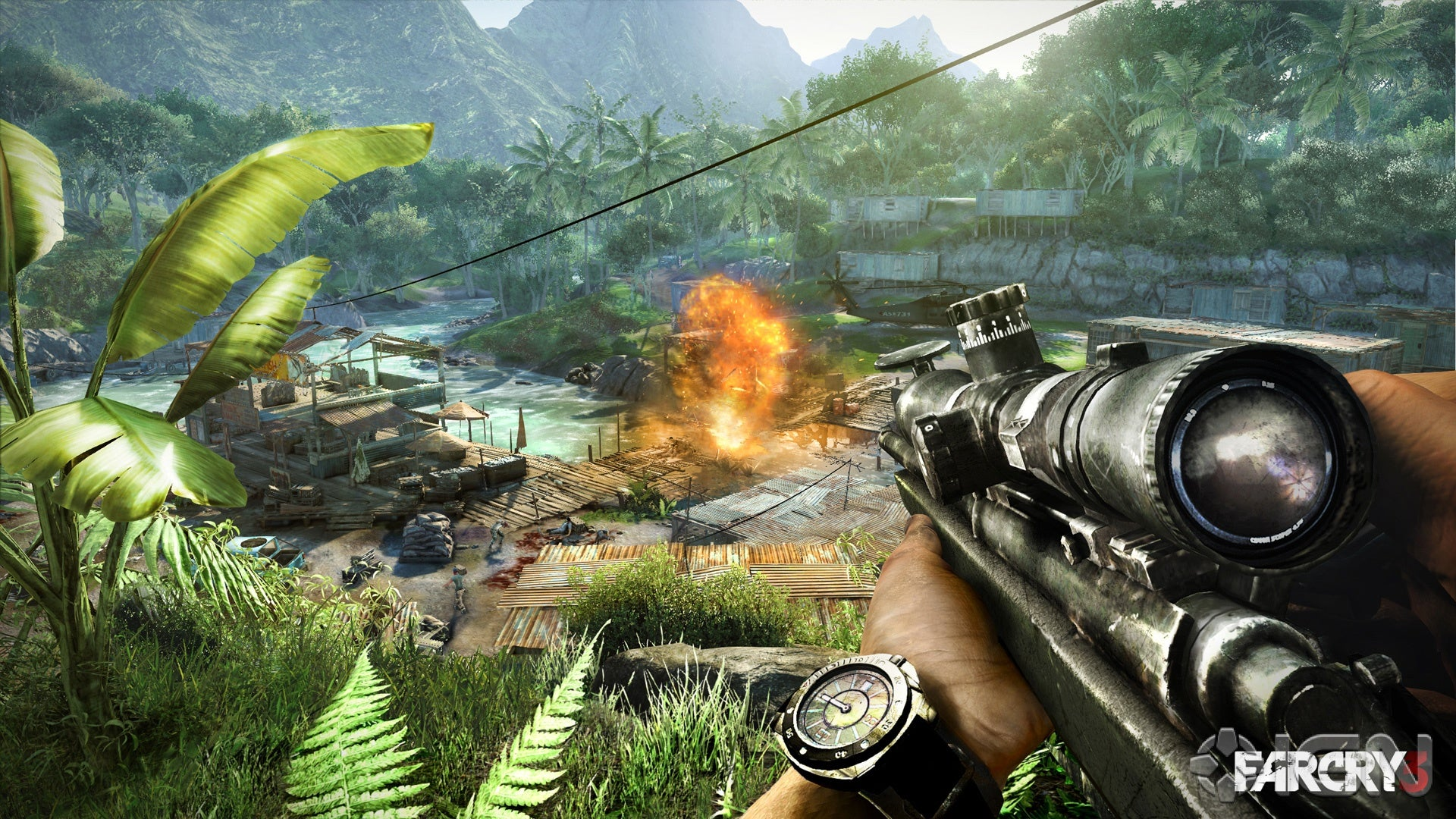 Lord Of The Cries A Retrospective On Far Cry 3 Bengalcritiques