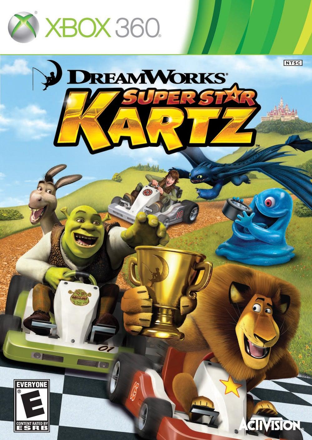 DreamWorks Super Star Kartz - Xbox 360 - IGN