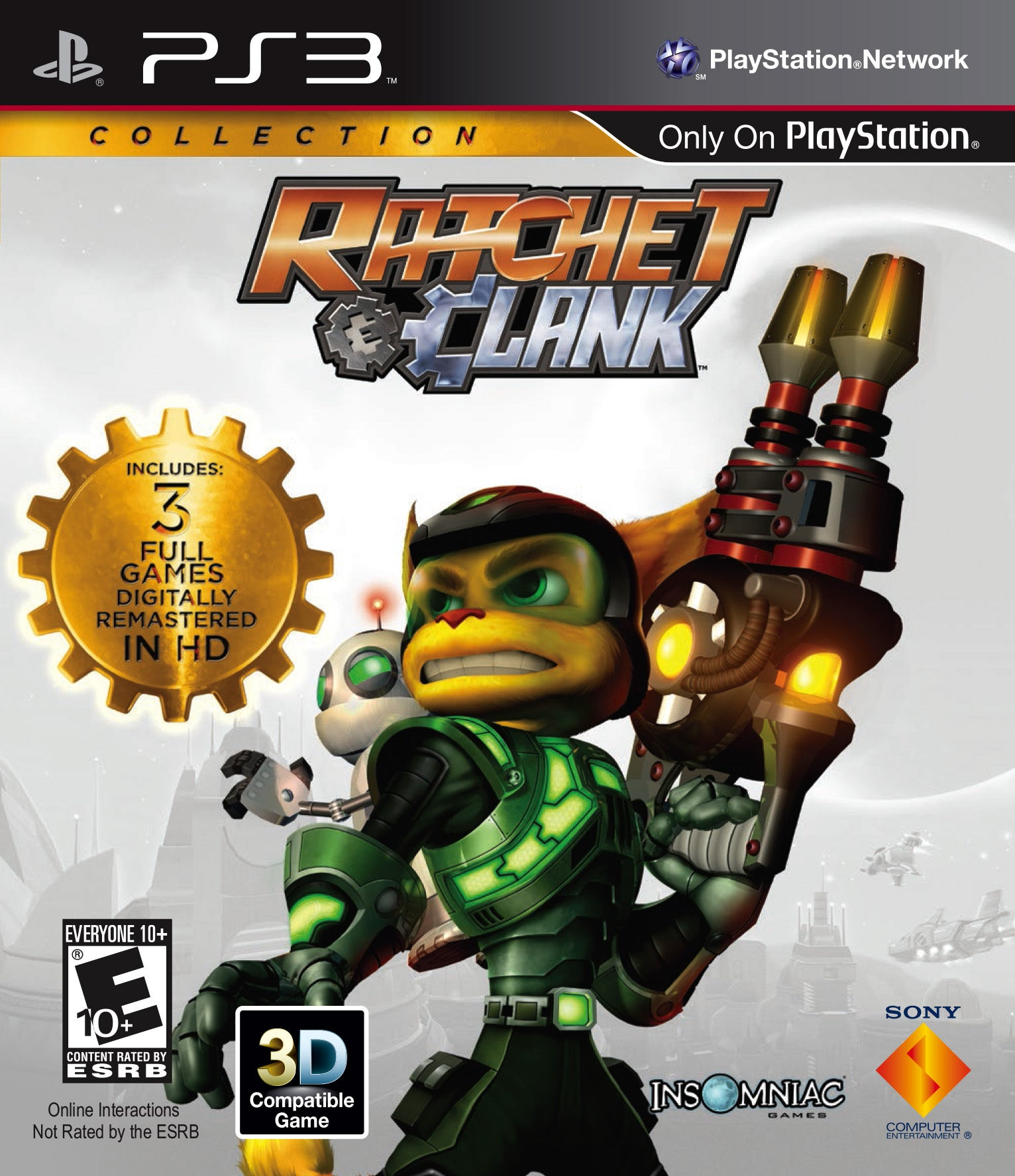 Ratchet Amp Clank Collection PlayStation 3 IGN
