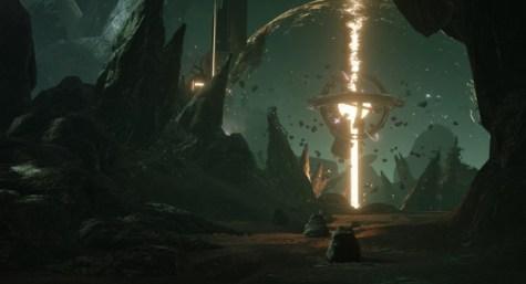 impact gear sci-fi shooter seth luisi morpheus