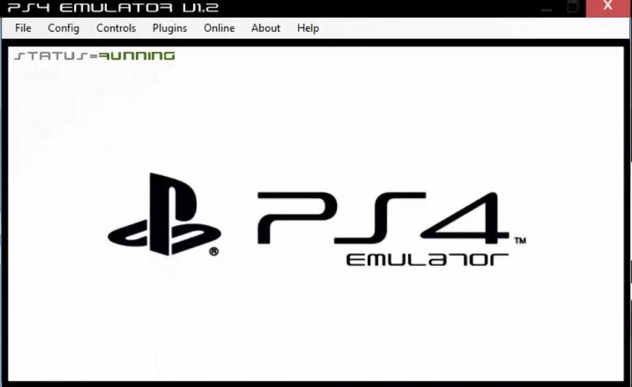 PS4 EMULATOR(v.1.2)