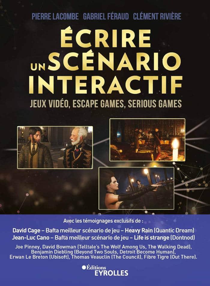 Mon Avis Sur Le Livre Ecrire Un Scenario Interactif Jeux
