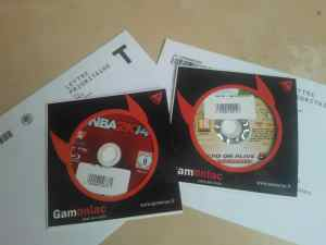 6 - pochettes Gamoniac 2