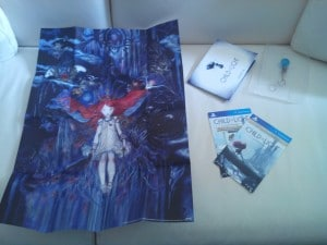 Unboxing Child of Light
