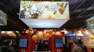 Dragon Ball Xenoverse PGW 2014
