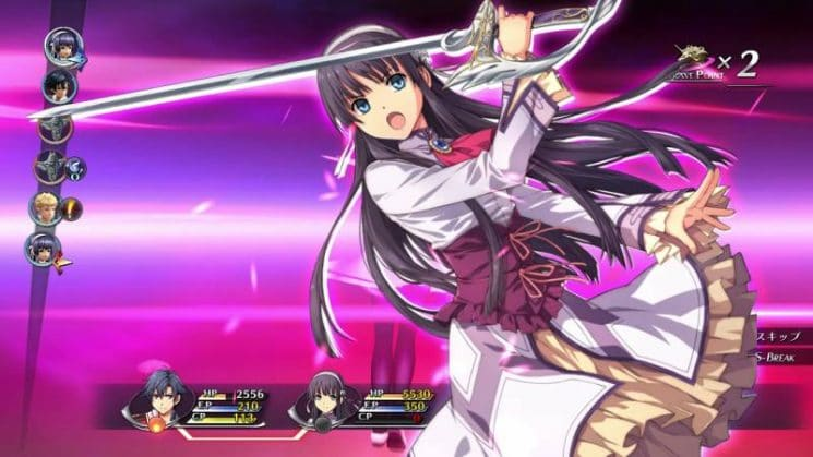 Legend of Heroes : Trail of The Cold Steel 2