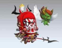 World of Final Fantasy - Akuma