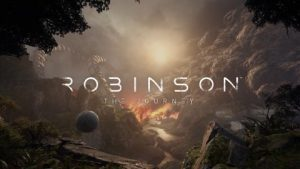 PSVR – Robinson The Journey
