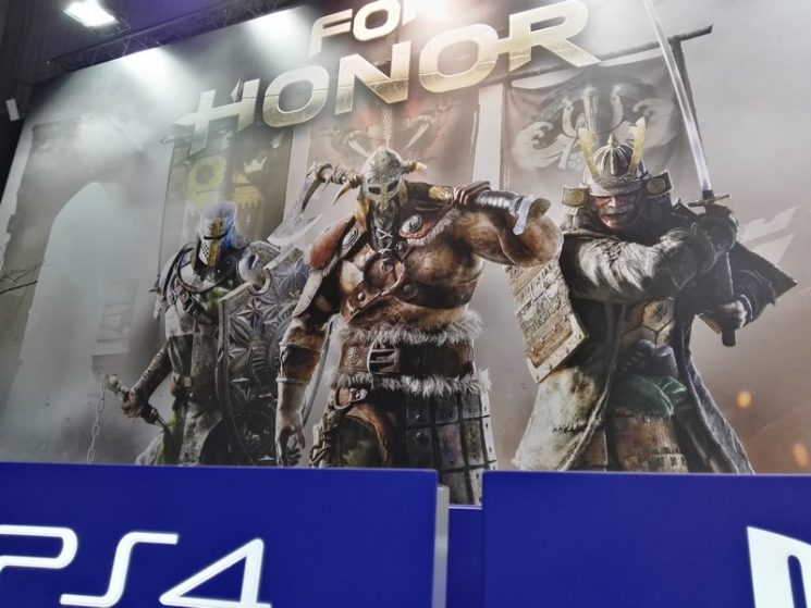 For Honor PGW16