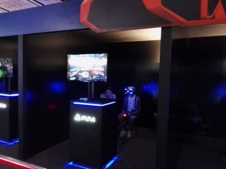 Battlezone PSVR PGW16