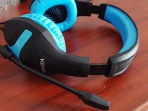 Micro-Casque Gaming PS4 Konix