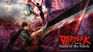 Berserk and the band of the hawk psvita (2)