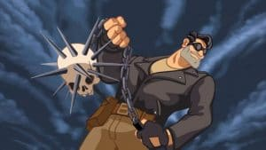 Full Throttle Remastered Vita