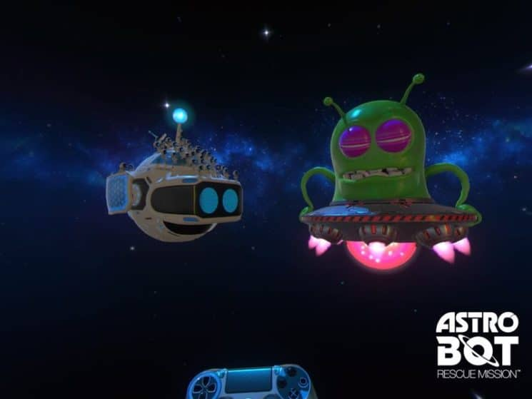 Astrobot Rescue Mission Playstation VR (1)