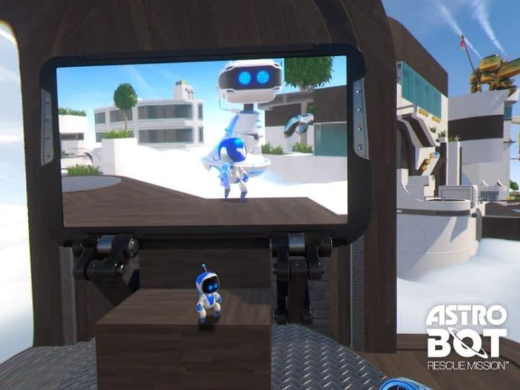 Astrobot Rescue Mission Playstation VR (2)