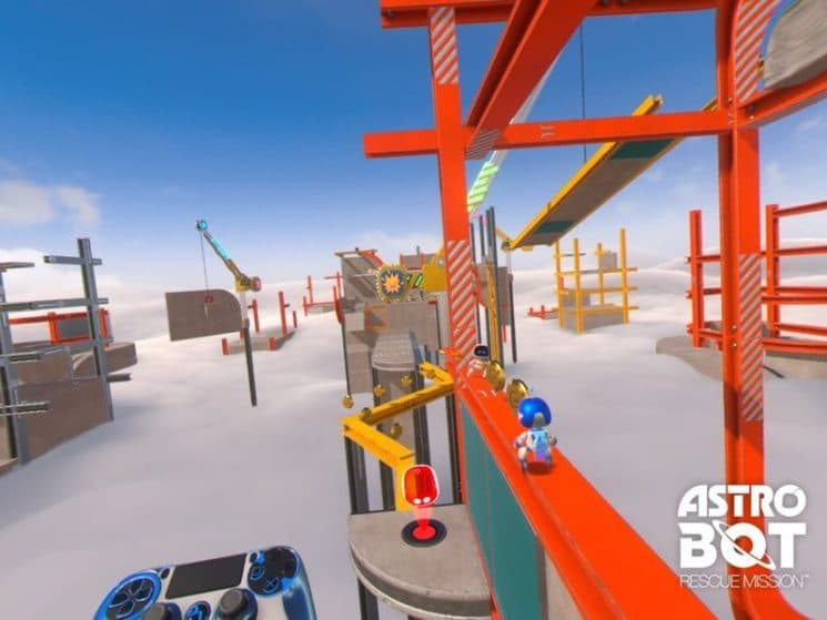 Astrobot Rescue Mission Playstation VR (4)