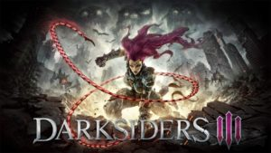 Darksiders 3 Flame of Hollow