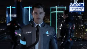 Detroit Become Human – Connor