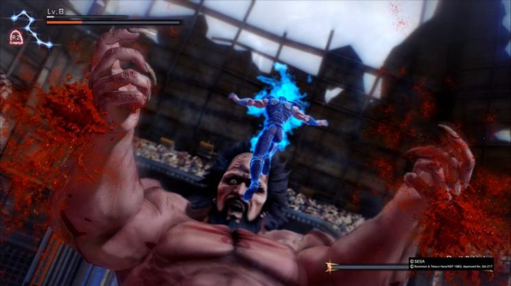 Hokuto No Ken – Fist of the North Star – Lost Paradise – PS4 (1)
