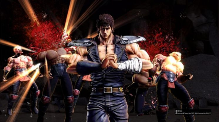 Hokuto No Ken – Fist of the North Star – Lost Paradise – PS4 (2)