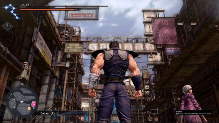 Hokuto No Ken – Fist of the North Star – Lost Paradise – PS4 (4)