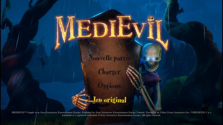Medievil Resurrection PS4 Remaster (5)