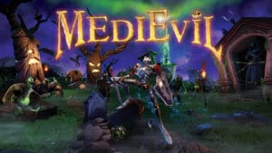 Medievil Resurrection PS4 Remaster TEST