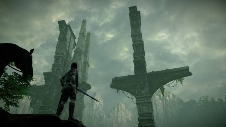 Shadow of The Colossus PS4 Pro (3)