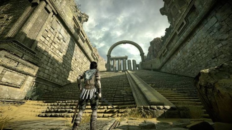 Shadow of The Colossus PS4 Pro (6)