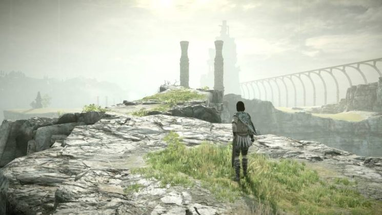 Shadow of The Colossus PS4 Pro (7)