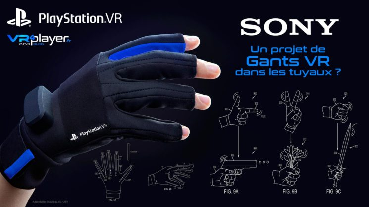 Glove Playstation VR 3