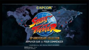 Street Fighter 30th Anniversary Collection sur PS4-2