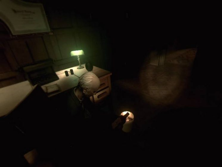 The Inpatient Playstation VR (2)