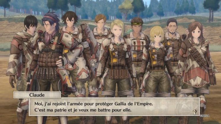 Valkyria Chronicles 4 – J-RPG PS4 (5)
