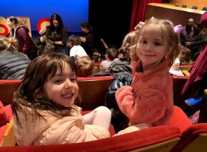 ps8 students attending a concert