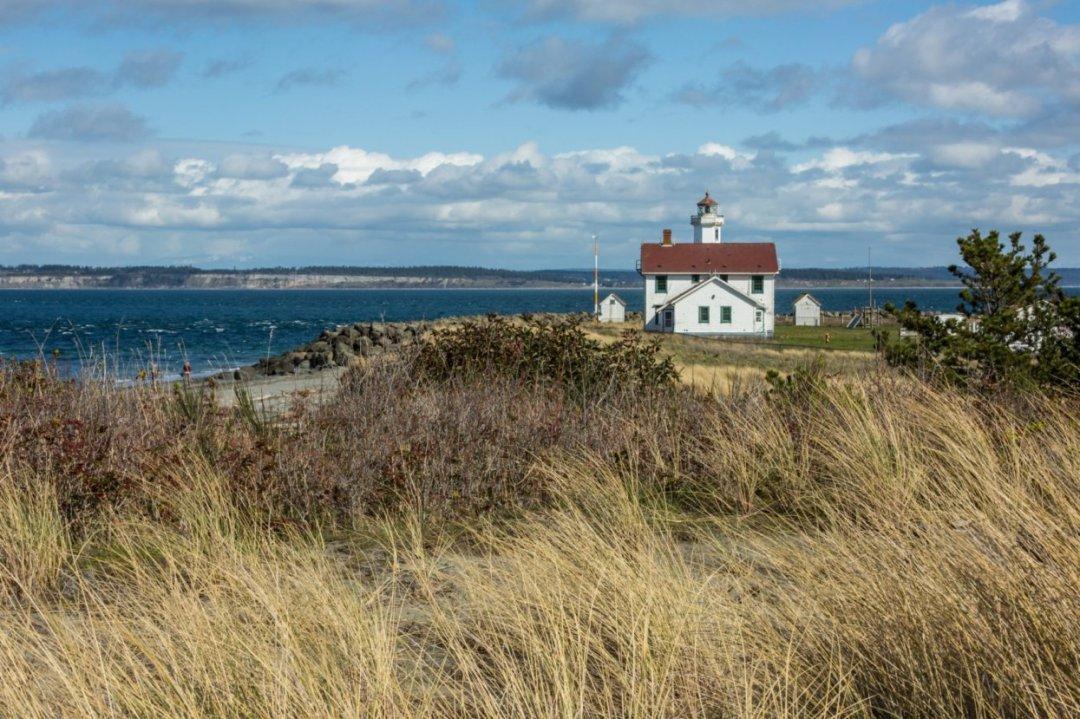 Port Townson Lighthouse