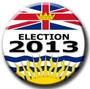 Elections BC 2013