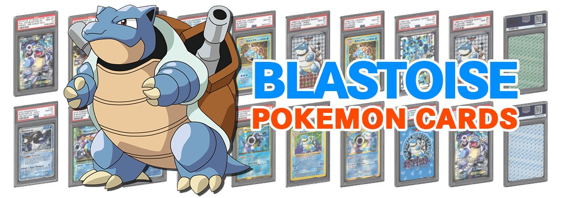 blastoise pokemon card psa